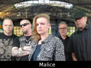 Malice - Old School Gothic Rock
